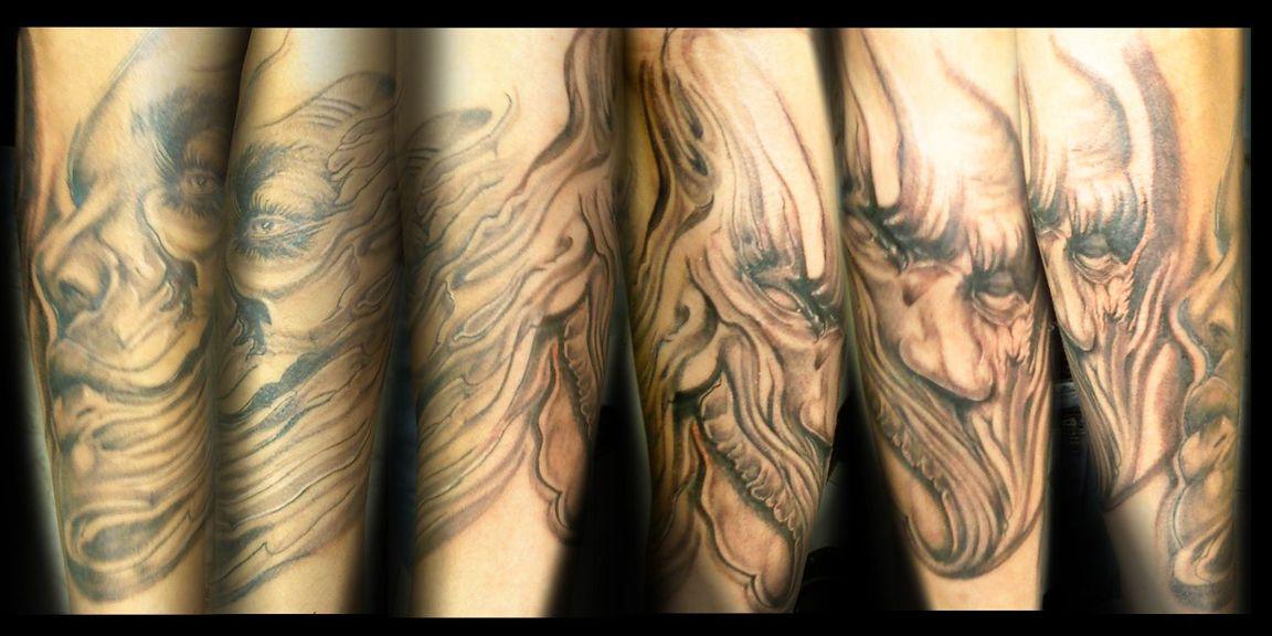 Проекти за татуировки картини по